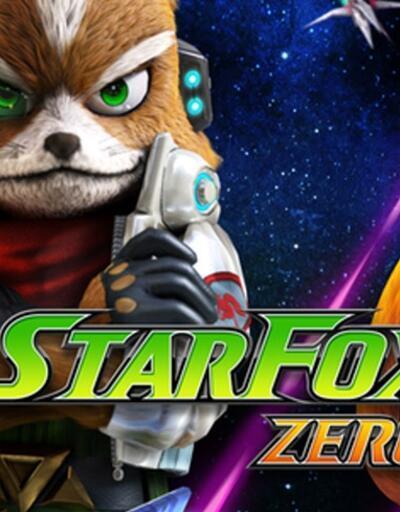 Star Fox Zero'nun çıkış tarihi açıklandı