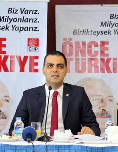CHP Adana il toplantısında gerginlik