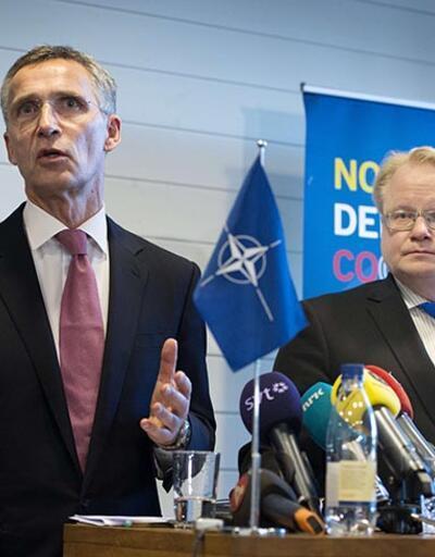 """NATO Genel Sekreteri Stoltenberg: """"Müslümanlar terörün ana mağduru"""""""