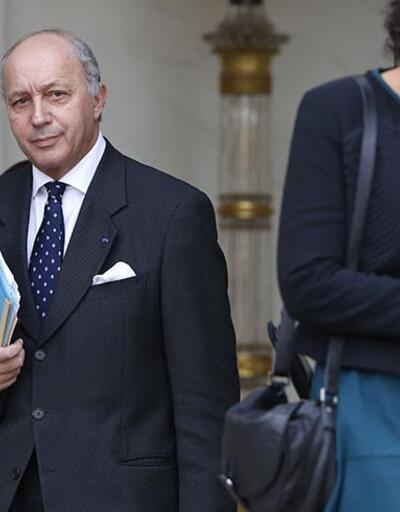 """Fransa Dışişleri Bakanı Laurent Fabius: """"Rusya IŞİD ile mücadelede samimi"""""""