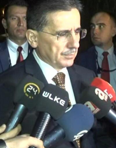 Hatay Valisi: Bin 500 Türkmen kardeşimiz sınıra gelmiş durumda