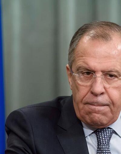 """Rusya Dışişleri Bakanı Sergey Lavrov: """"Saldırı önceden planlı"""""""