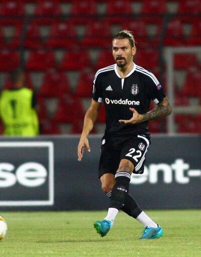 Beşiktaş'ın Skenderbeu maçı muhtemel 11'i