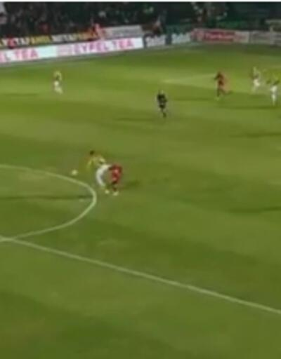 Gaziantepspor - Fenerbahçe maçındaki tartışmalı pozisyonlar