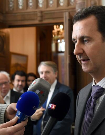 """Lübnan gazetesi: """"Esad dört Rus savaş uçağının eşliğinde Tahran'a gidecek"""""""