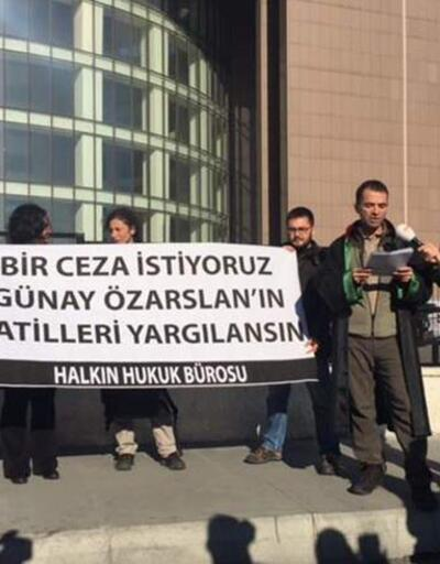 Polisin öldürdüğü Günay Özarslan'ın avukatlarından jandarma talebi
