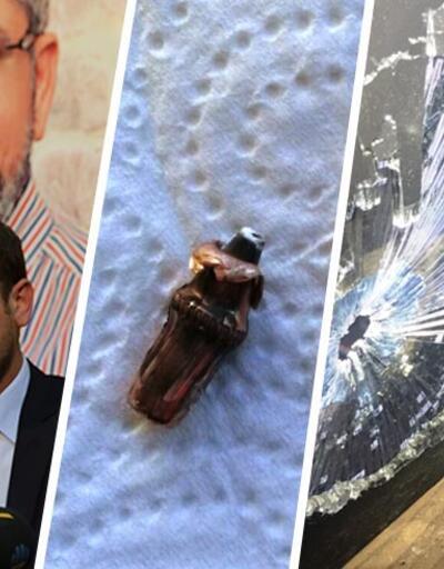 Tahir Elçi'nin arkadaşı avukatın bürosundaki kurşun incelemeye alındı