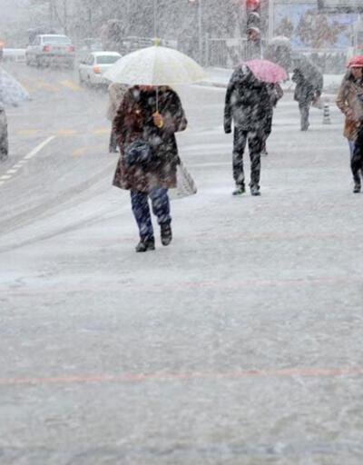 34 ilde eğitime kar nedeniyle ara verildi