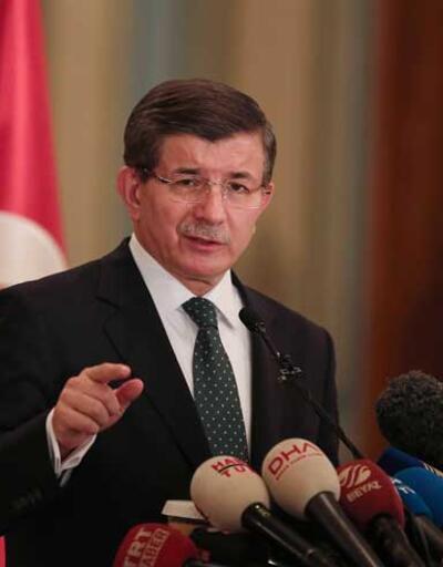 Başbakan Davutoğlu'ndan Hüseyin Çelik yanıtı