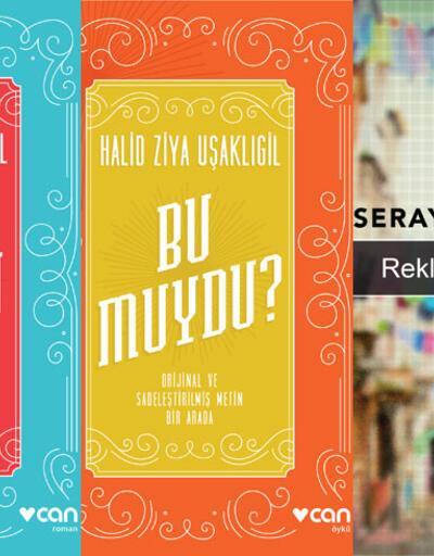 Can Yayınları'ndan 3 yeni kitap!