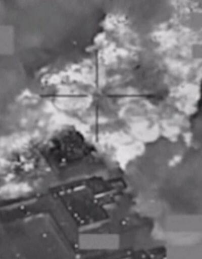 IŞİD'in bankası böyle vuruldu