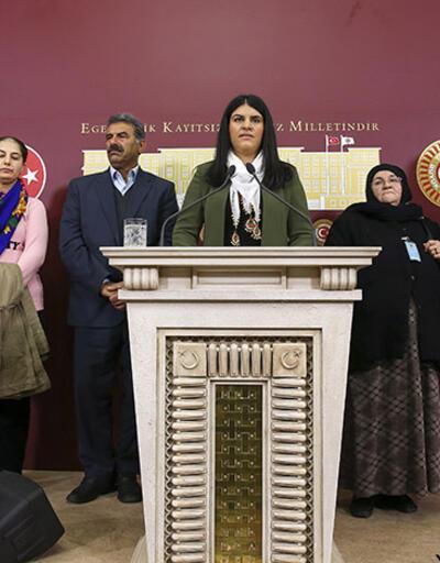 Dilek Öcalan'dan ''çözüm süreci'' çağrısı