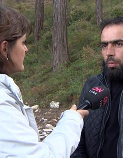 Muhalif tugayın komutanı CNN TÜRK'e konuştu