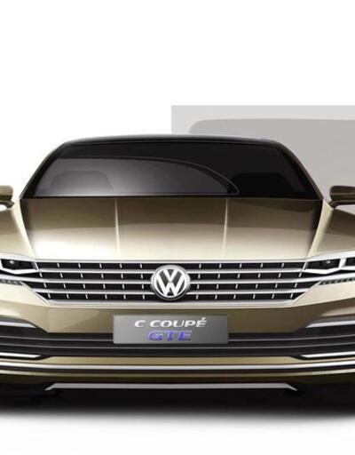 Volkswagen kolları sıvadı