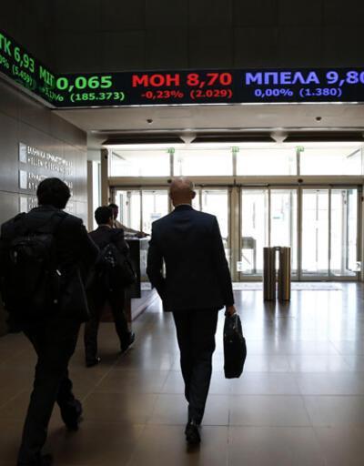 Yunanistan borsası için kara pazartesi!