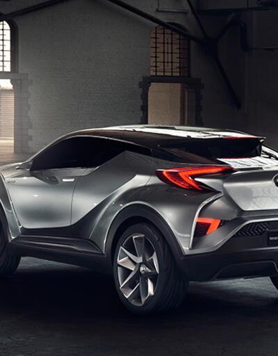 Toyota yeni crossover modelini Türkiye'de üretecek