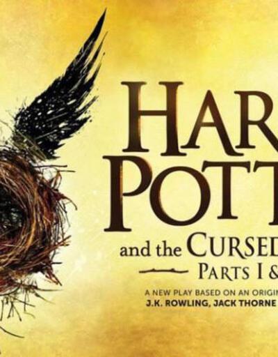 Sekizinci Harry Potter kitabı geliyor