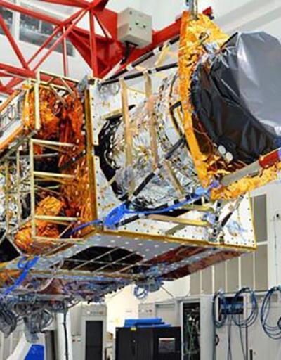 Türkiye'nin askeri istihbarat uydusu Göktürk-1 göreve hazırlanıyor