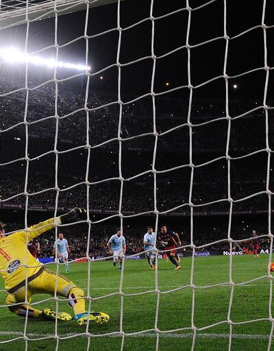 Barcelona'dan enteresan penaltı