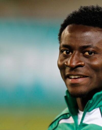 Obafemi Martins, Demba Ba'nın takım arkadaşı oldu
