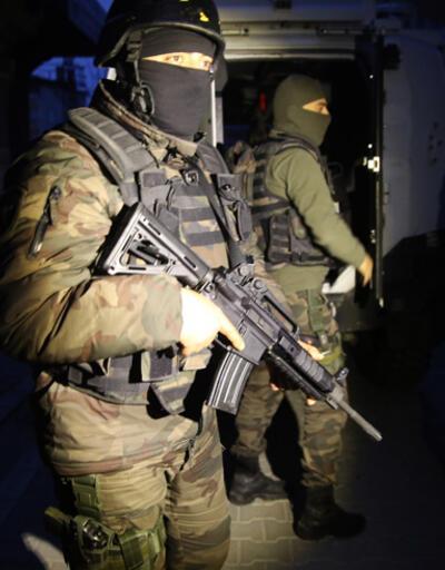 """İstanbul'da """"sosyal medya"""" operasyonu: 14 gözaltı"""