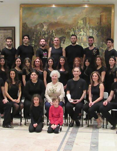 Ara & Şamiram dans projesi canlanıyor