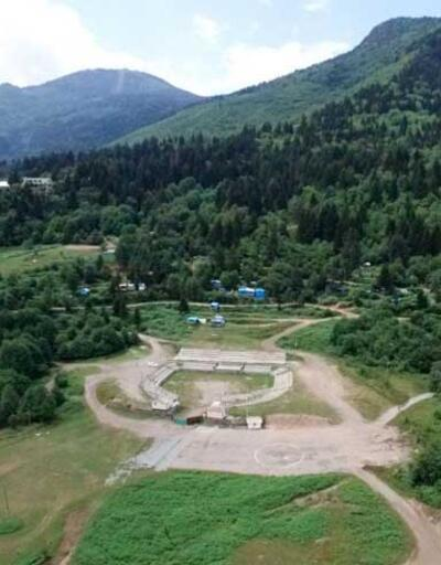 Orman İşletmesi, Cerattepe'de şirkete yer teslimini yaptı
