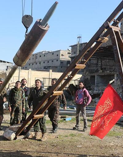 Türkmen tugayından Azez'in güneyinde YPG'ye saldırı
