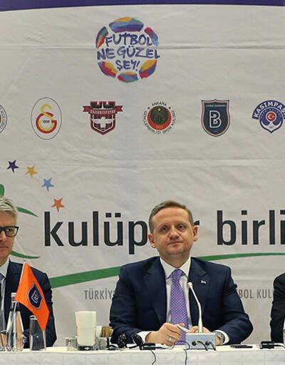 Kulüpler Birliği toplandı