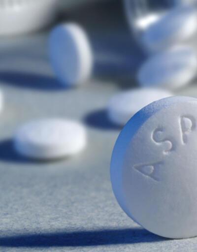 Haftada iki aspirin kanser riskini azaltıyor
