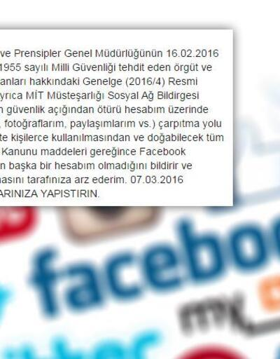 Sosyal medyada ''Resmileşti Dikkat'' uyarısını ciddiye almayın