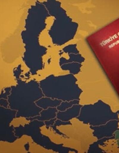 Vizesiz Avrupa için 37 kriter tamam