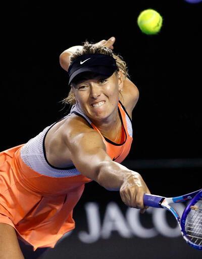 Maria Sharapova'ya 9 ay ceza indiimi