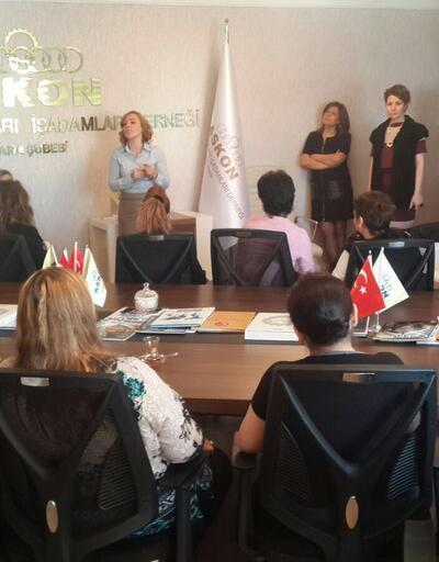 ASKON'dan kadınlara motivasyon ve girişimcilik bilinci!