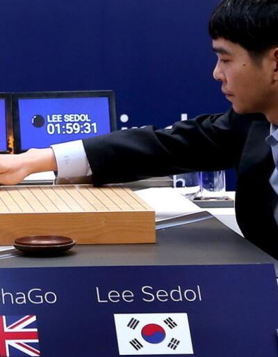 Google'ın yapay zekası şampiyonu tuş etti