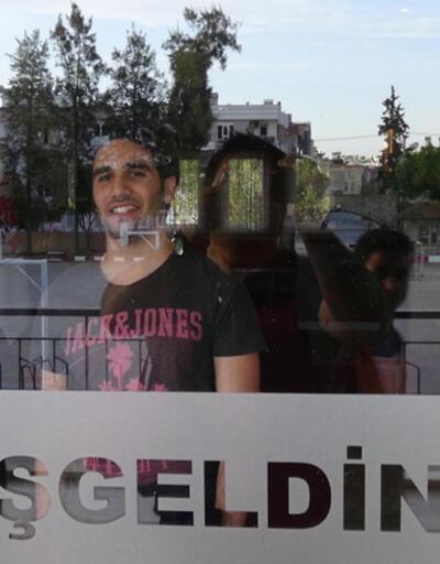 Sınav salonunu görmek istedi okulda kilitli kaldı
