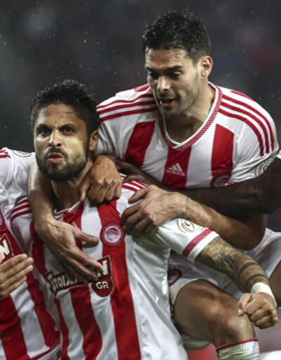 Olympiakos - Panathinaikos: 3-1 (Maç Özeti)