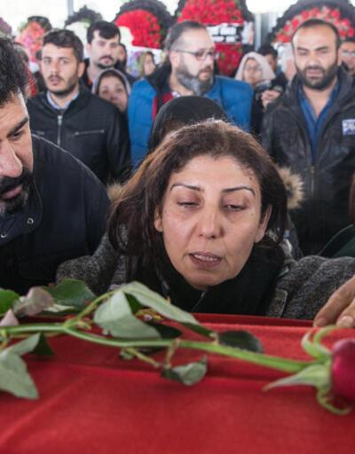 Terör kurbanları toprağa verildi