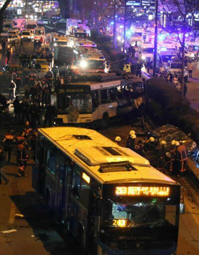 Kızılay saldırısı soruşturmasında 4 kişi serbest
