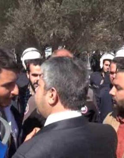 Emniyet Müdürü öğrencilere isyan etti