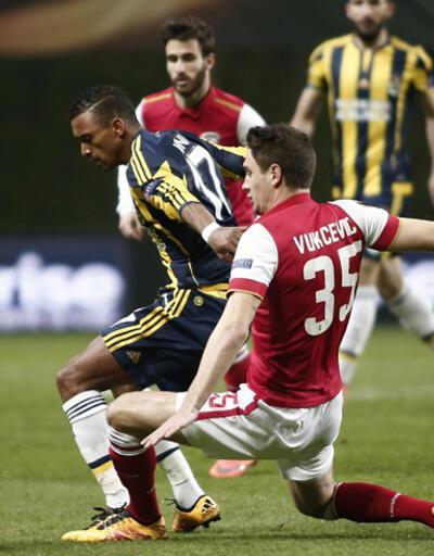 Braga - Fenerbahçe: 4-1