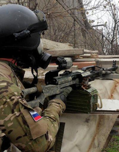 IŞİD'i vuran Rus özel harekat subayı Palmira'da öldürüldü