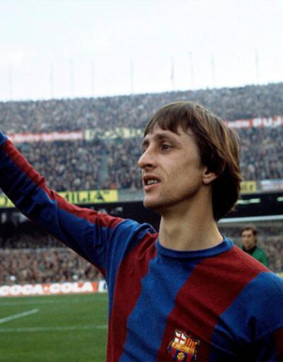 Johan Cruyff'un futbol efsanesi olduğunu gösteren 11 unsur