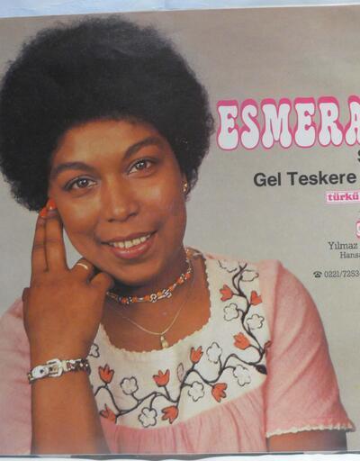 """Bir Polonyalıyı şaşkına çeviren """"Afro-Türk"""" Esmeray'ın anlatılmamış hikayesi"""