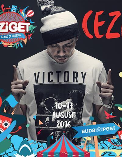 Ceza, müzik festivali Sziget'e katılıyor