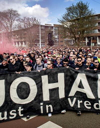 Ajax Johan Cruyff'ü böyle onurlandırdı