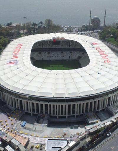 Vodafone Arena'nın adı değişiyor