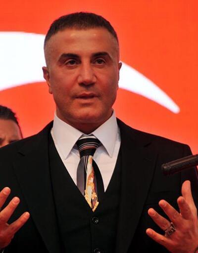 """""""Akan kanınızla duş alacağız"""" diyen Sedat Peker hakkında dava açıldı"""