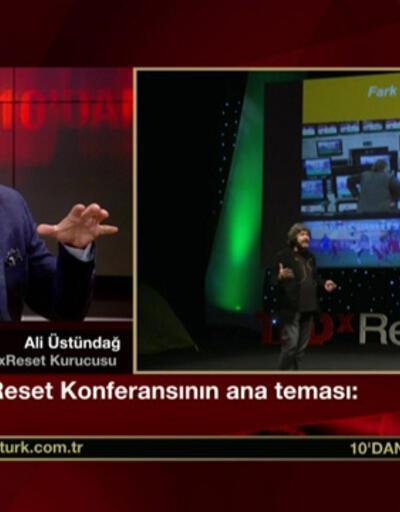 """Her şeyin TEDxReset ile """"Bir Yolu Var"""""""