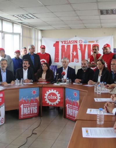 Sendikalar ve meslek örgütlerinden 1 Mayıs kararı